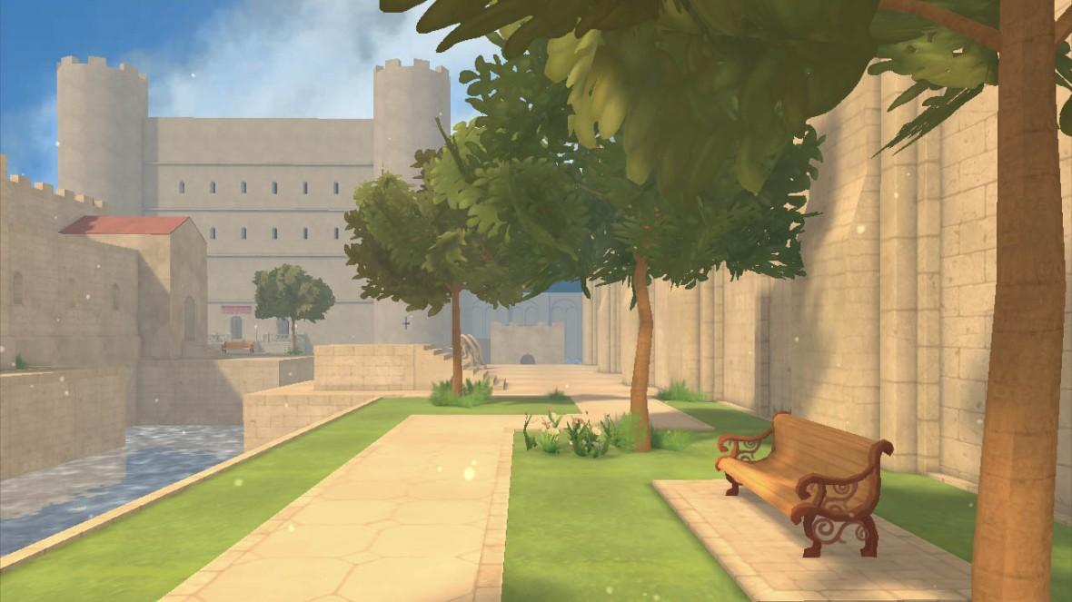 GnR - Royal Quarters Screenshot (6)